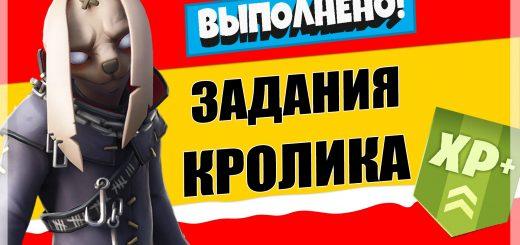 520x245 - Задания персонажа Суровая Шапочка | Испытания на опыт фортнайт 18 сезон