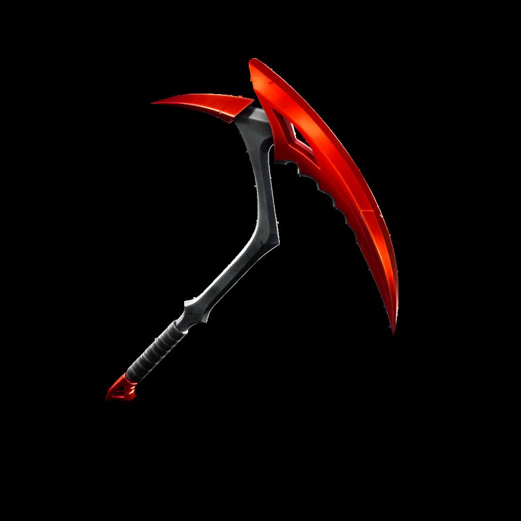 crimsonscythe img - Инфернальная кирка (Crimson Scythe)