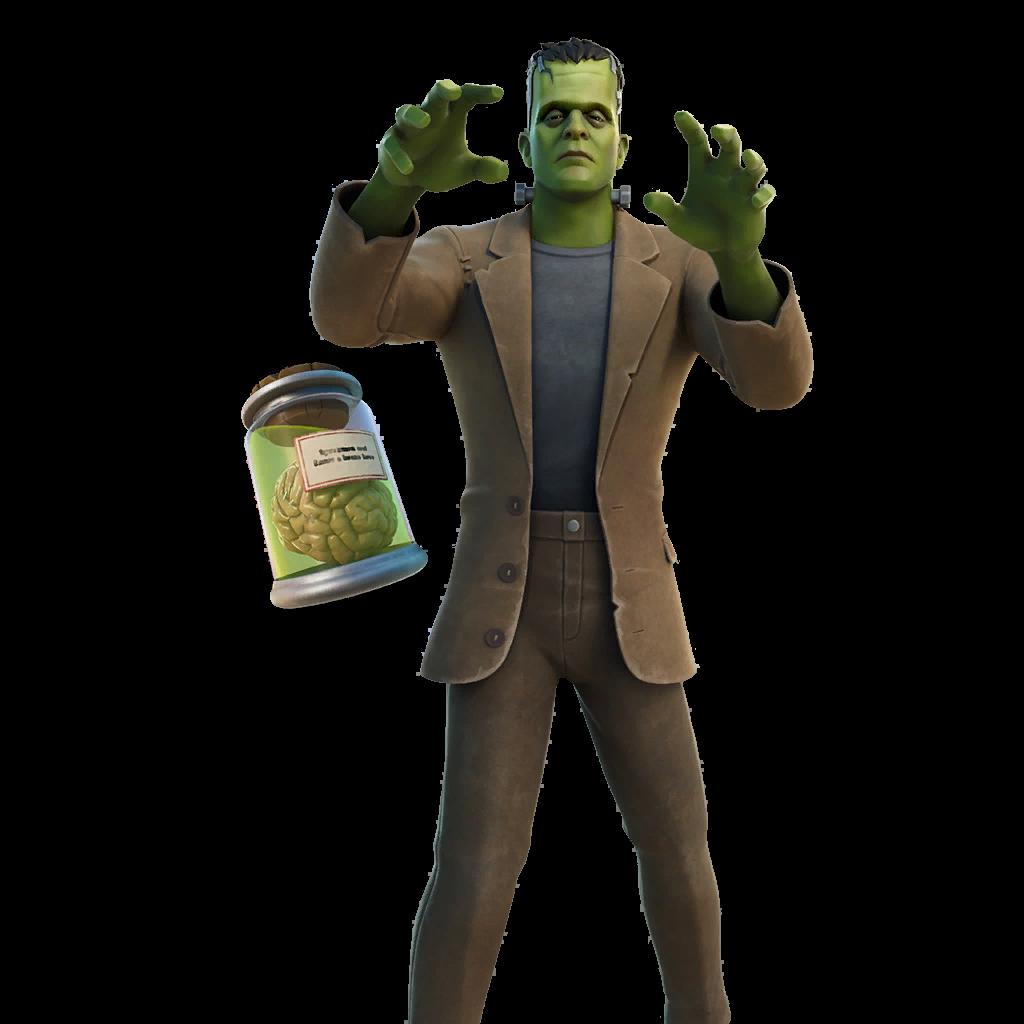 frankensteinsmonster img - Монстр Франкенштейна (Frankensteins Monster)