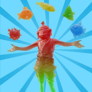 gummyfishstick img 320x320 - Желейный Карась (Gummy Fishstick)