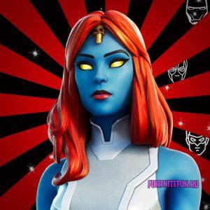 mystique img 300x300 - Все скины Fortnite