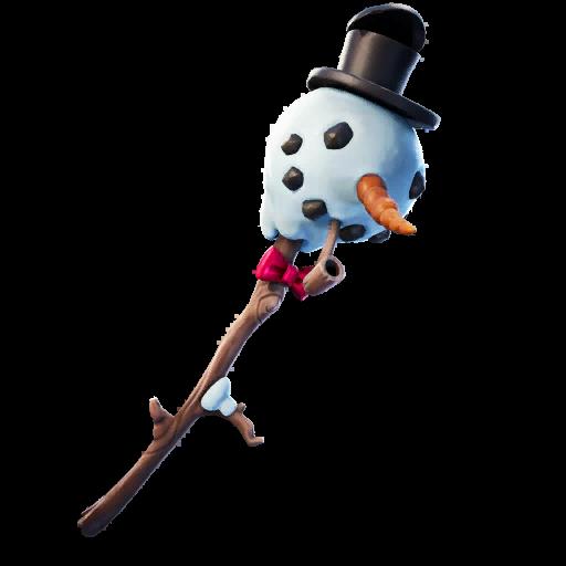 snowy img - Снежное пугало (Snowy)