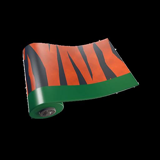 tigerstripes - Полоски тигра (Tiger Stripes)